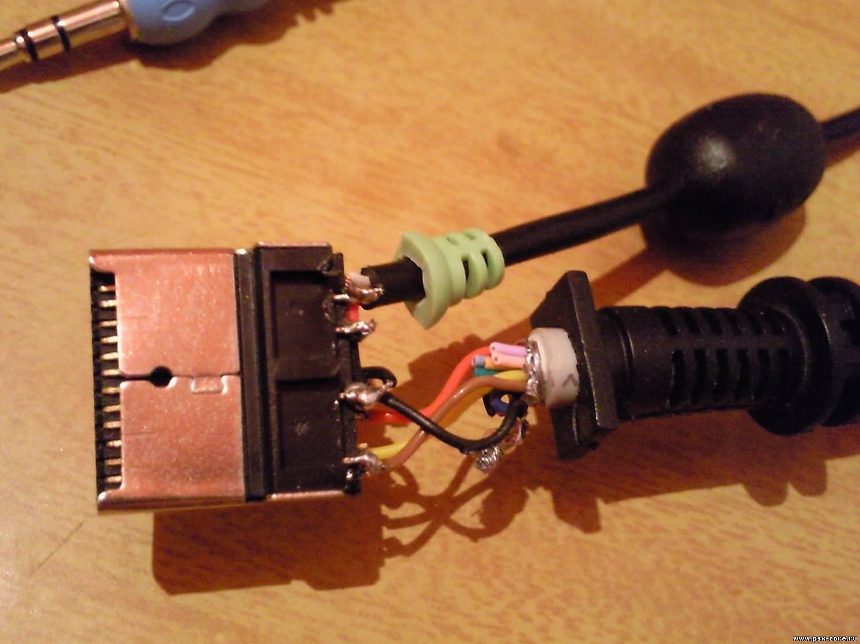 Линейные провода (тюльпаны) своими руками logbook Lada 2109 Бандитка 45