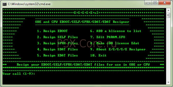 Resigner odde download eboot