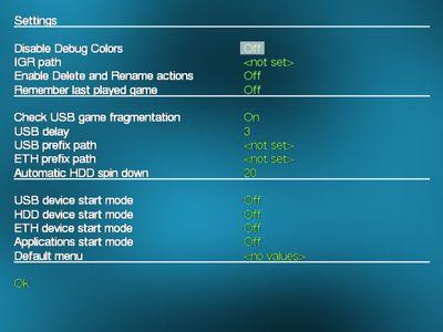 Open PS2 Loader USB&SMB [0 9 4 rev 1569/E2OPL v0 1 1] #2